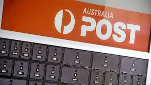 First Notice from Australia Post